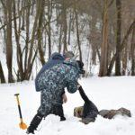 vyhľadávanie v snehu 036