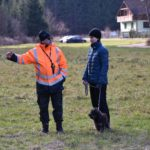 vyhľadávanie osôb v lese 187
