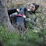 vyhľadávanie osôb v lese 223